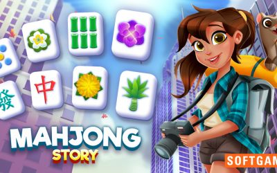 SOFTGAMES releases Mahjong Story on Facebook Instant Games