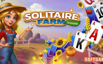 SOFTGAMES launches Solitaire Farm Seasons on Facebook Instant Games